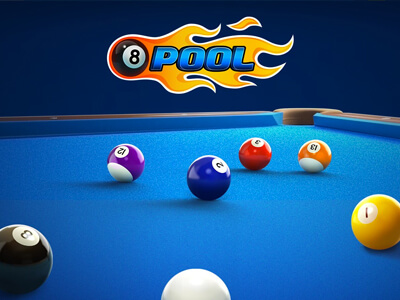 8 ball pool billards action
