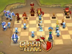 Clash of clans chess
